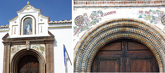 Renovation of the Competa Church - Building contractors S-Chavos, Malaga.